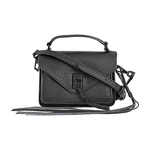 Rebecca Minkoff Darren Ladies Small Leather Messenger Handbag HSP7MDNX28