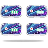 Skin For DJI Phantom 3 Drone Battery (4 pack) – Its Lit   MightySkins Protective, Durable, and Unique Vinyl Decal wrap cover   Easy To Apply, Remove, and Change Styles   Made in the USA