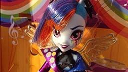 My Little Pony Equestria Girls Rainbow Rocks Rainbow Dash Rockin