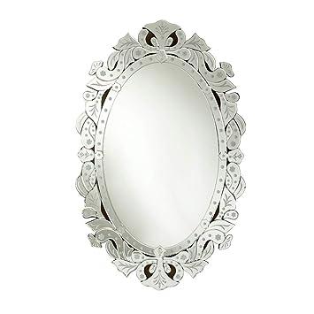 ỸẼT Regardant Le Mur Miroir Suspendu À La Maison Décoration Miroir Chambre  À Coucher Salle De