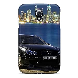 Galaxy S4 Case Cover With Shock Absorbent Protective IapAf6931SHESm Case