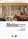 capa de Muitos Escravos, Muitos Senhores. Escravidão Nordestina e Gaúcha no Século XIX