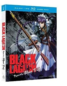 Black Lagoon: Roberta's Blood Trail [Blu-ray/DVD Combo]