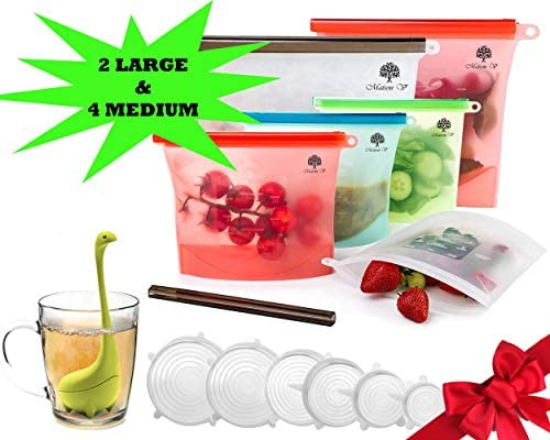 Reusable Silicone Airtight Container Vegetable
