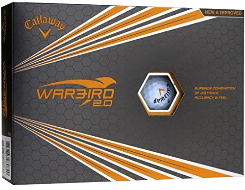 Callaway Personalized Warbird 2.0 Golf Balls (6 Dozen)
