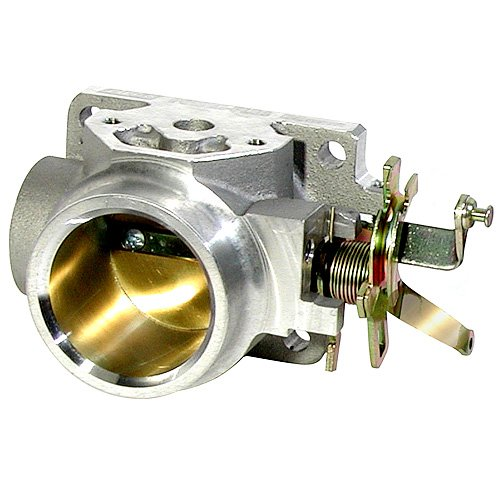 Series Ford Mustang (BBK 1548 56mm Throttle Body - High Flow Power Plus Series for Ford Mustang V6 3.8L)