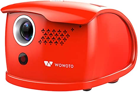 NOSSON Proyector WiFi Mini Proyector Bluetooth WiFi,Admite ...