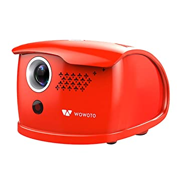 SWEET Mini Proyector Bluetooth WiFi,Admite Pantallas De 1080p Y ...