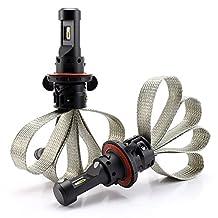 NIGHTEYE H13 LED Headlight Conversion Driving lamp Bulbs Light 60W 8000LM 6500k