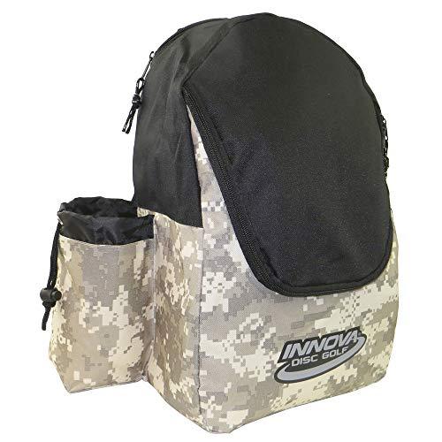 Innova Discover Pack Backpack Disc Golf Bag - Camo/Black