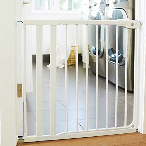Munchkin Baby Safety Gate Extension White 5 5 Pets Web Depot