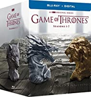 Game of Thrones: The Complete Seasons 1-7 (BD + Digital) [Blu-ray];Game of Thrones: The Complete Seasons 1-7 (BD + Digital);HBO - UNEXPLODED VIDEO VERSION NON - IP