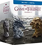 Game of Thrones: The Complete Seasons 1-7 (BD + Digital) cover image