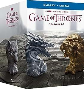 Game of Thrones: The Complete Seasons 1-7 (BD + Digital) [Blu-ray]