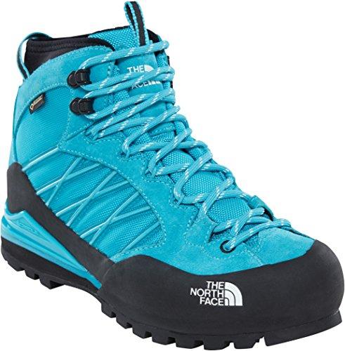 The North Face Verto S3K II GTX Shoes Women Bluebird/TNF Black 2018 Schuhe Bluebird/TNF Black