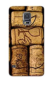 Mooseynmv NPGZZjl1643ucYGD Case For Galaxy S5 With Nice Apple Wine Bole Closures Appearance