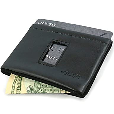 Dash Co. Premium minimalista elástica Ultra Slim compacto ...