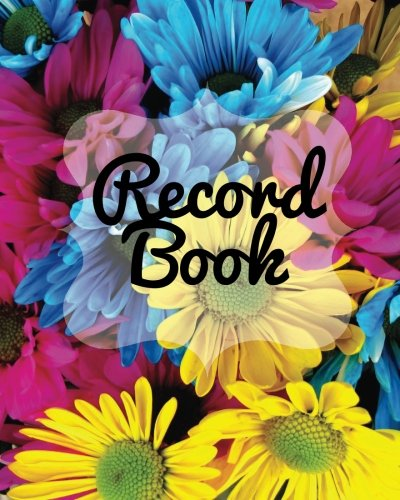 """Weekly Perpetual Calendar (Record Book: Bright Flowers Perpetual Weekly Calendar 