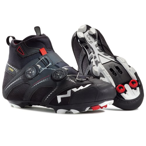 Northwave Men's Extreme Winter GTX M Winter Cycling Shoe - 80142016-10 (Black - 45.5) by Northwave