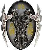BladesUSA HK-26072 Fantasy Dragon Display Knife 10.5-Inch Overall