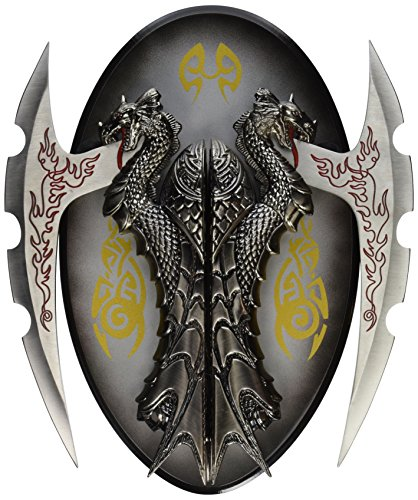 BladesUSA HK-26072 Fantasy Dragon Display Knife 10.5-Inch Overall