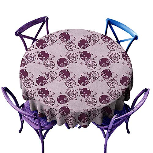 Finish Cherry Bavarian - familytaste Japanese,Tablecloth Round Tablecloth D 54