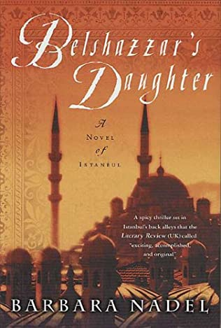 book cover of Belshazzar\'s Daughter