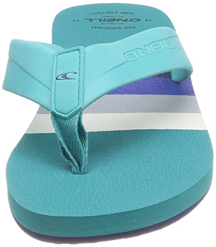 Flip Men Aop Green azul Flops Pattern piscina Imprint y playa Zapatos Fm 6900 's O'Neill de Grün 12 UK wXfxSUdXq