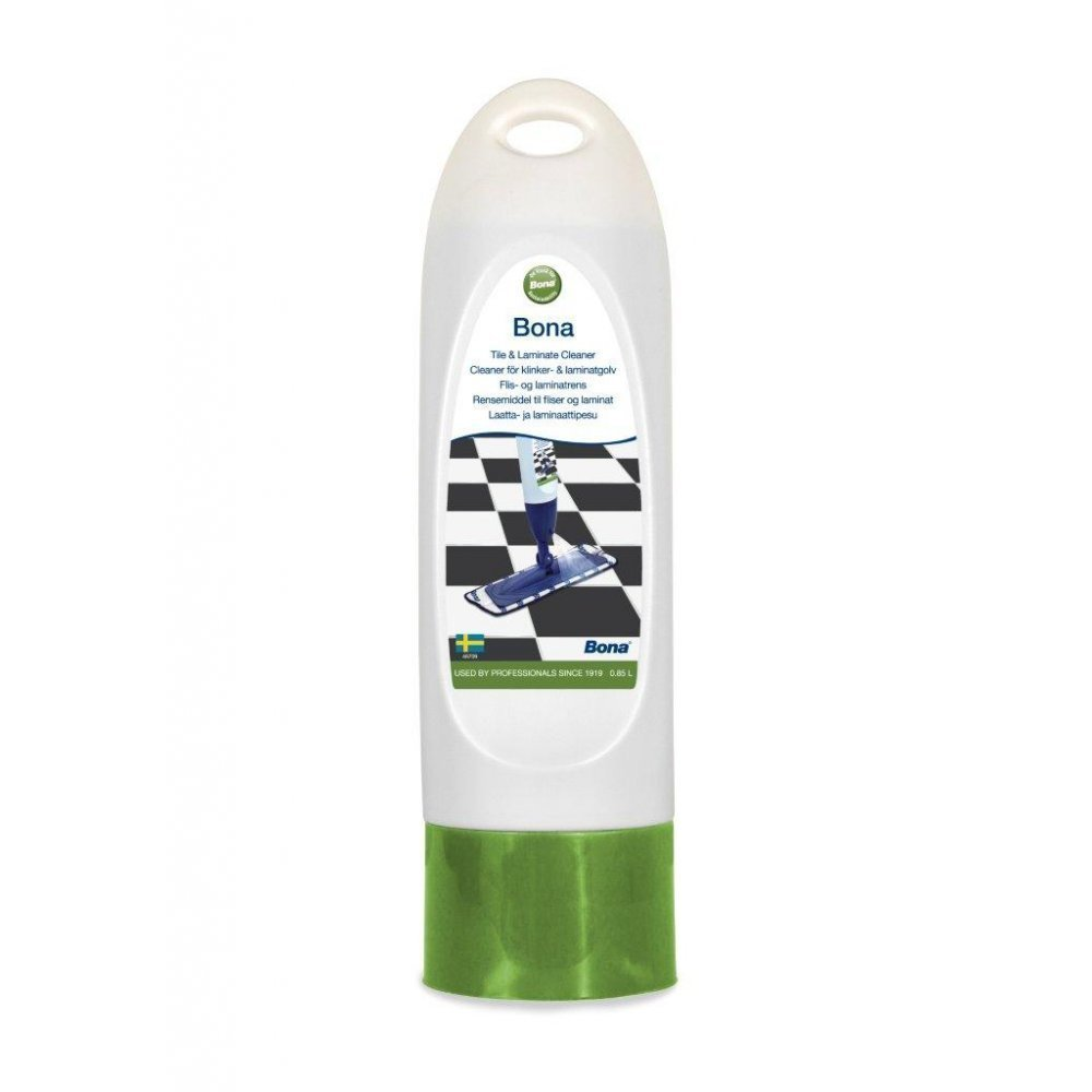 Bona Stone, Tile & Laminate Cleaner Refill Cartridge (for Bona Spray Mop) 850ml; Product code ;WM760341021/2 WM760341022