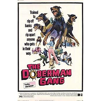 The doberman gang (1972) [dvd]: amazon. Co. Uk: dvd & blu-ray.