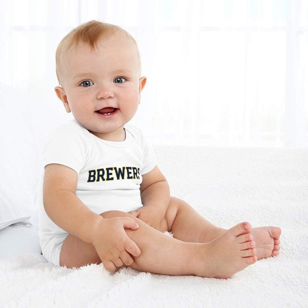 Milwaukee Brewers Baby Triangle Robe