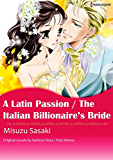 THE ITALIAN BILLIONAIRE'S BRIDE (Harlequin comics)