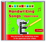 Handwriting Songs - Uppercase