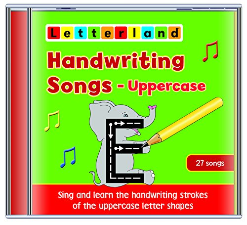Handwriting Songs - Uppercase by Letterland International
