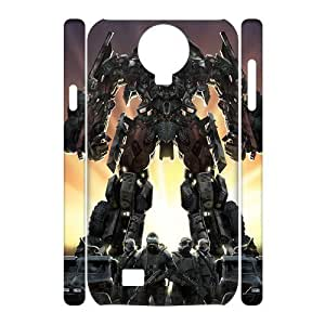 C-EUR Cell phone case Transformers Hard 3D Case For Samsung Galaxy S4 i9500 by icecream design