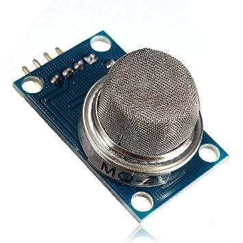 MQ-2 Marsh Gas Detection Sensor Module Smoke Butan Gas 300 - 10000