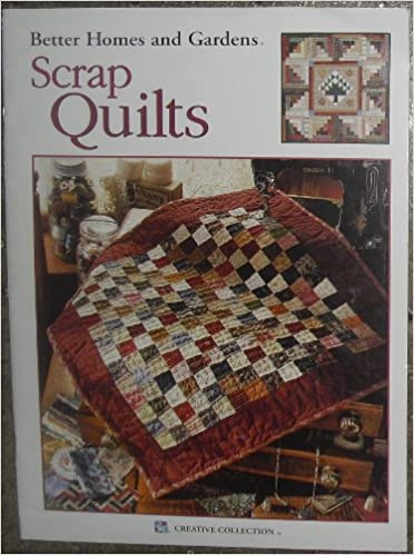 Better Homes and Gardens. Scrap Quilts (Creative Collection ... : better homes and gardens quilting - Adamdwight.com