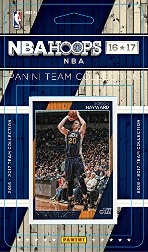 utah-jazz-2016-2017-hoops-nba-licensed-basketball-brand-new-factory-sealed-10-card-team-set-with-gor