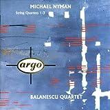 String Quartets 1 - 3 (Balanescu Quartet)