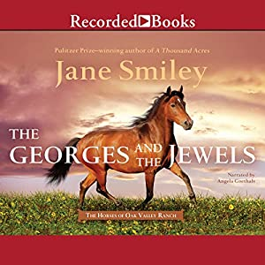 The Georges and the Jewels Audiobook