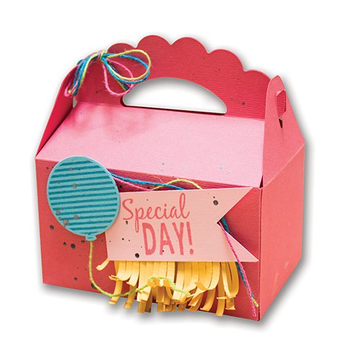 Richard Garay Regla de Acero Die-Celebrations, Fiesta Box