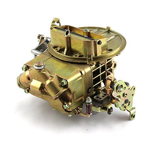 - 350Cfm Full Zinc 2-Bbl Cast Aluminum 2 Barrel Zinc Carburetor Carb