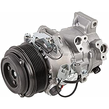 AC Compressor & A/C Clutch For Toyota Camry & Avalon - BuyAutoParts 60-01916NA NEW