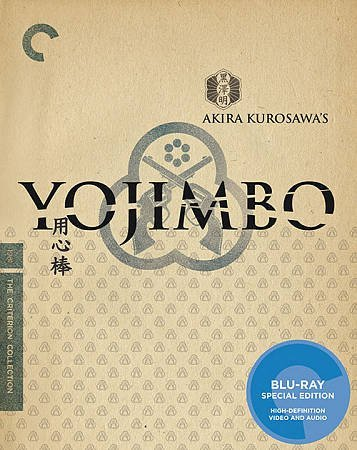 Blu-ray : Yojimbo (Criterion Collection) (Black & White, Special Edition, , Dolby, Widescreen)