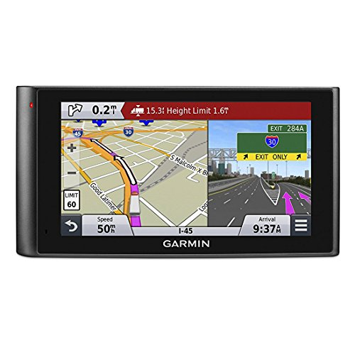 Garmin dezlCam LMTHD 6-Inch GPS (Certified Refurbished)
