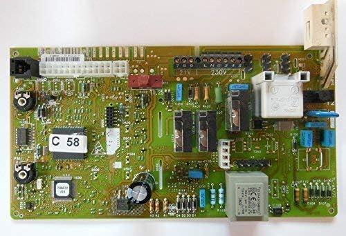 VAILLANT PCB 0020034604 THERMOCOMPACT TURBOMAX AQUA PLUS