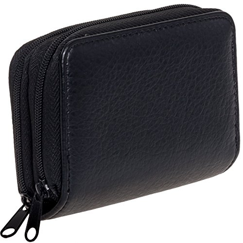 buxton-rfid-accordion-double-zipper-wizard-wallet-black