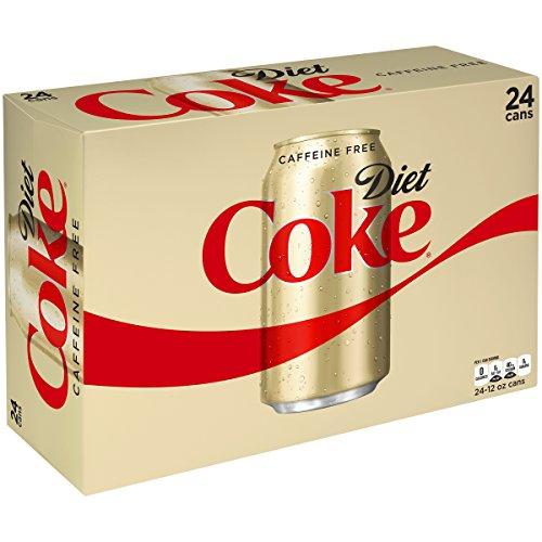 caffeine free diet coke - 2