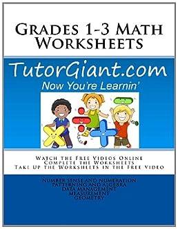 math worksheet : amazon  tutorgiant grades 1 3 math worksheets grade 1  : December Math Worksheets