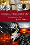 Eschatology for Simple Folks, Johan Peters, 1484125592